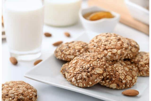 雑穀入りのお菓子を選んで日常的に雑穀を