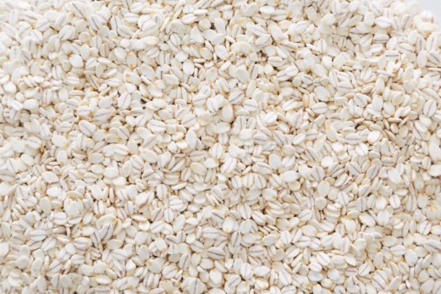 雑穀胚芽押麦は大麦の食物繊維や栄養成分そのまま