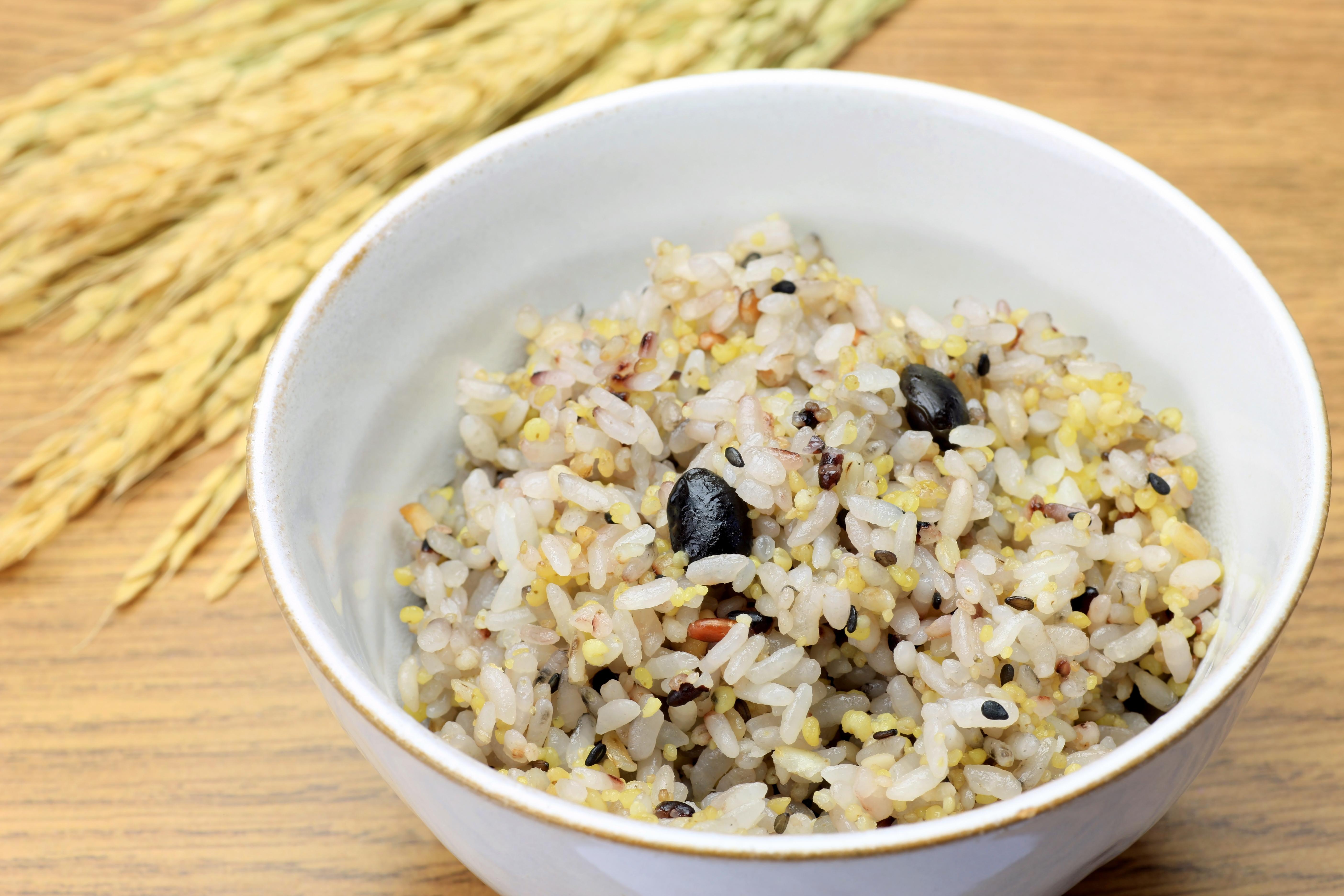 雑穀で成人病予防――雑穀と血糖値の関係