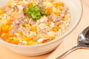 雑穀スープのレシピ