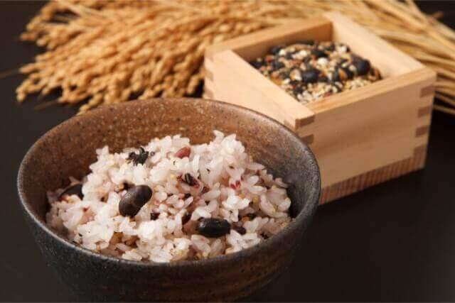 雑穀米が持っている効果や効能は白米とは雲泥の差