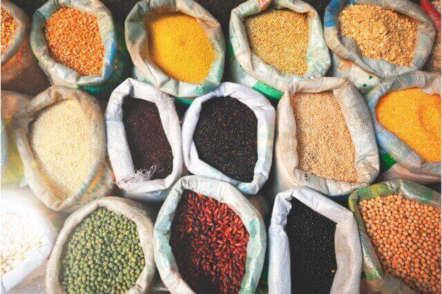 雑穀米に身体に大きなダメージを与える危険なし