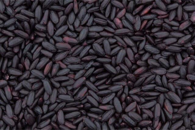 アントシアニン効果で健康や美容におすすめの雑穀もち黒米